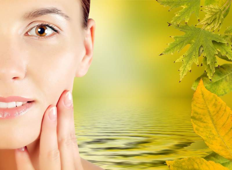 Natural Approaches to Solving Skin Problems